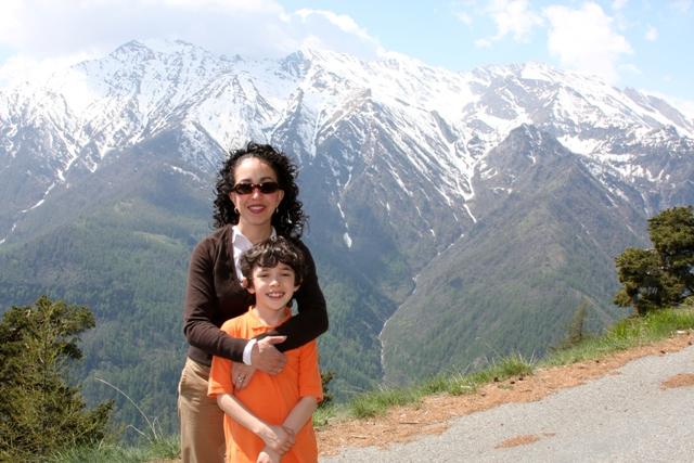 C & I in the Italian Alps