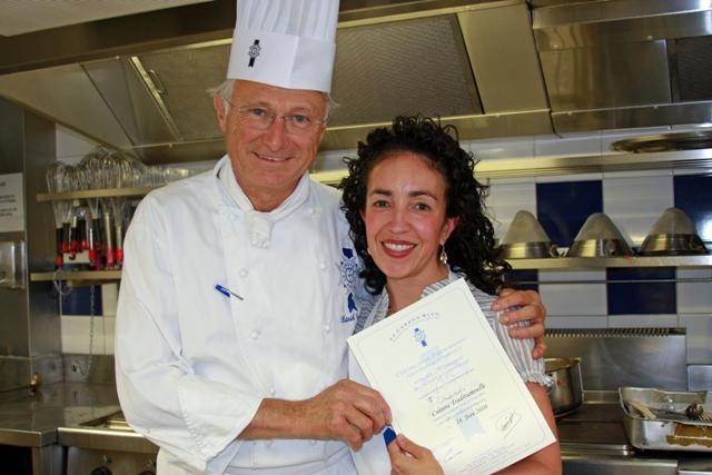 Chef Terrien & Me