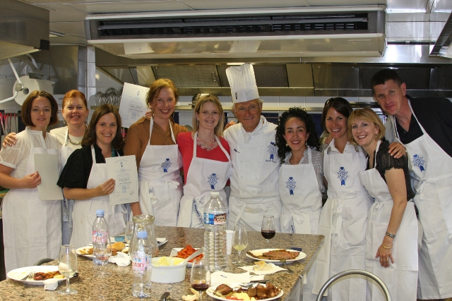Paris-Le Cordon Bleu Cooking Class