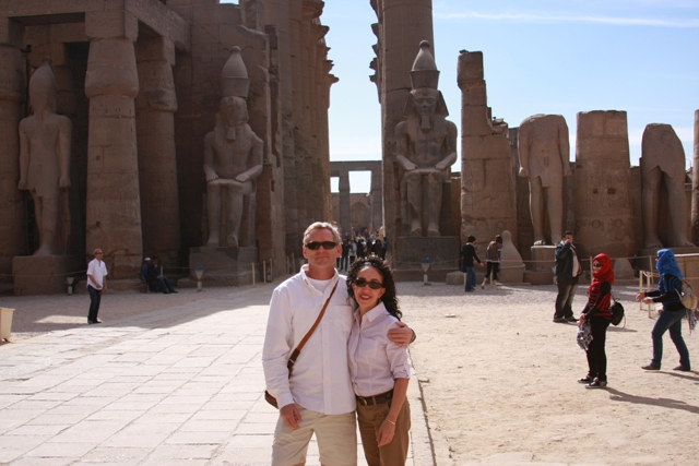 R & I at Luxor