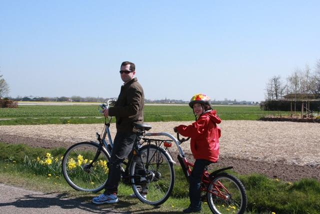 Bike Riding in Holland