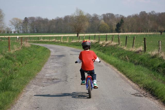 Bike-riding