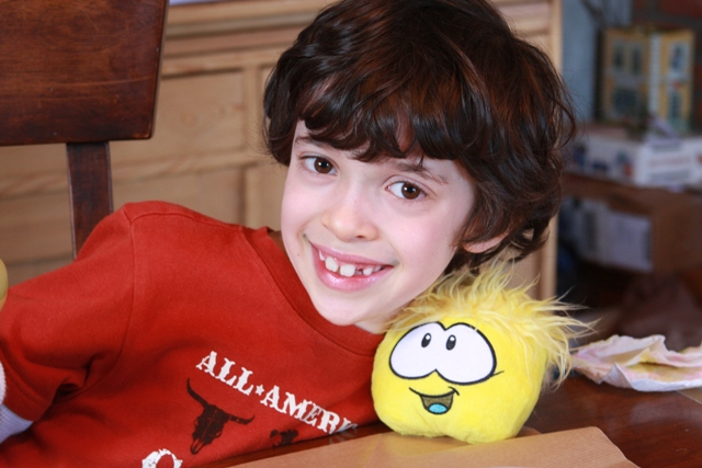 C with Puffle
