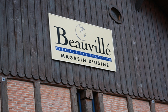 Beauville Sign