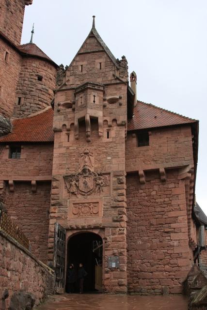 Tower - Château du Haut-Koenigsbourg