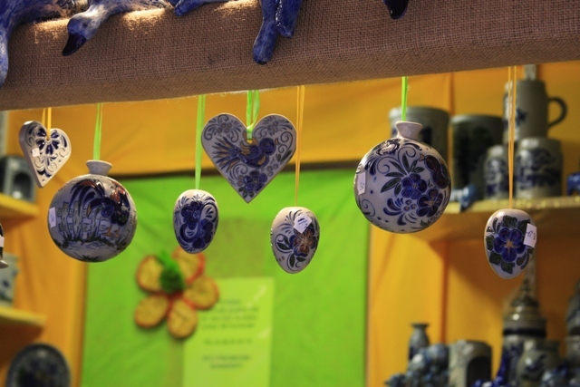 Salt Pottery Ornaments