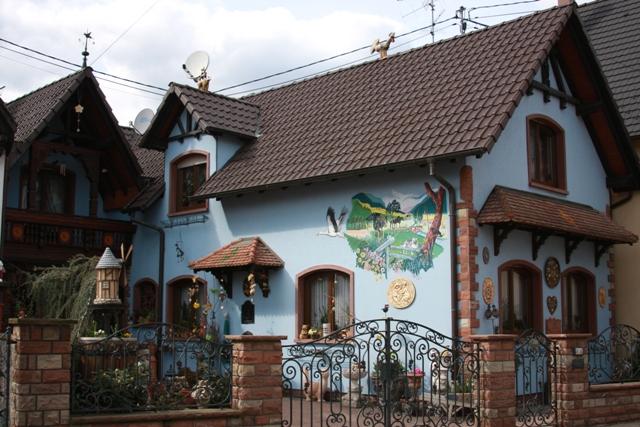 Soufflenheim home