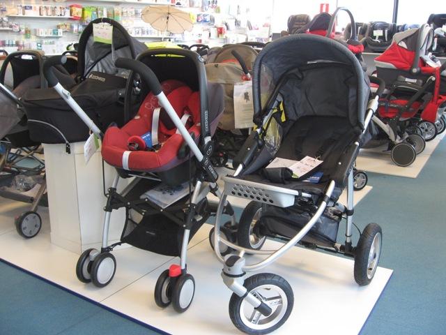 Euro Strollers