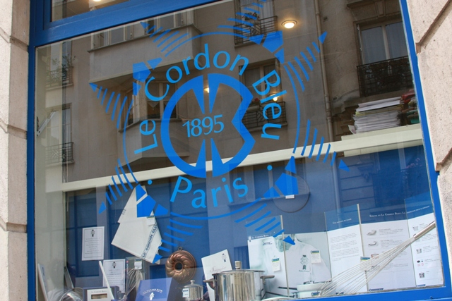 Le Cordon Bleu Sign