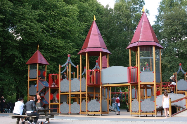 Playground in Oslo