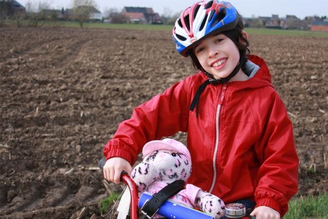 C & S bike-riding