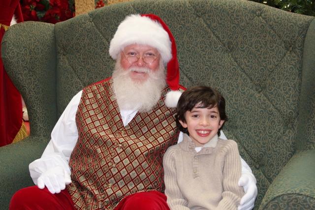 C with Santa