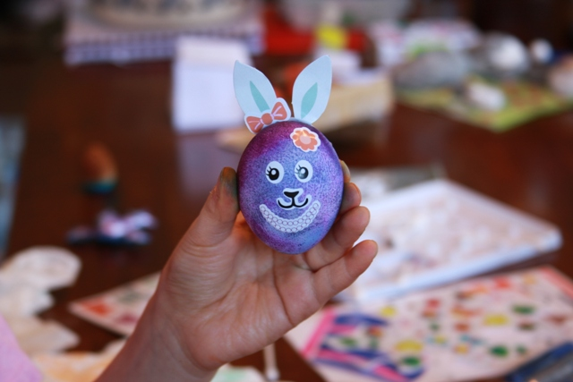 Purple Egg