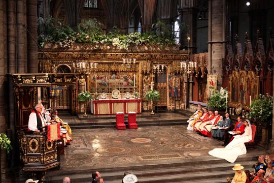 Royal Wedding Sermon