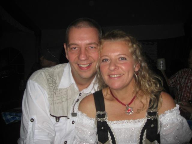 Frau Golfer & Herr Adventure