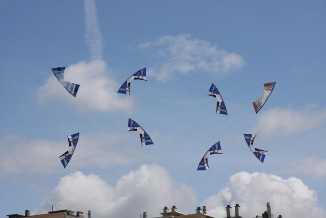 Kite Windmills