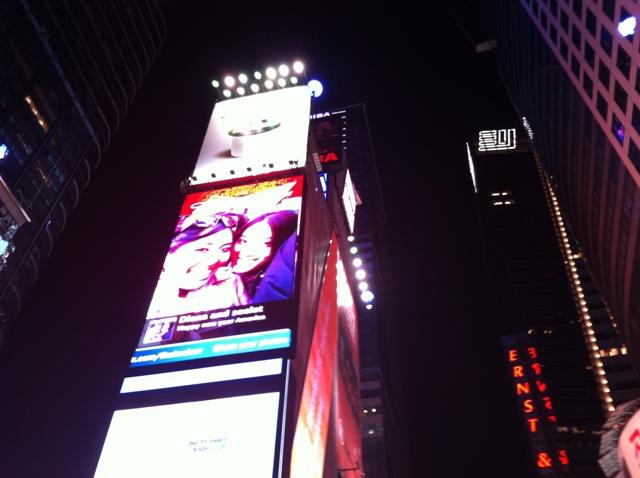 Times Sq NYC