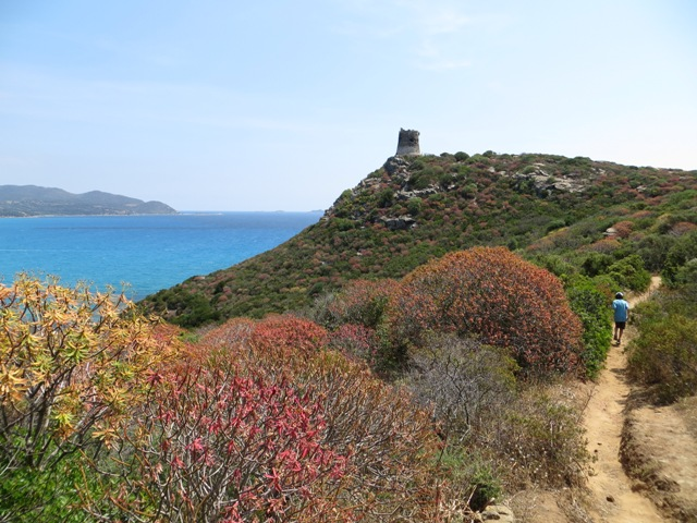 Hiking to the Old Spanish Tower