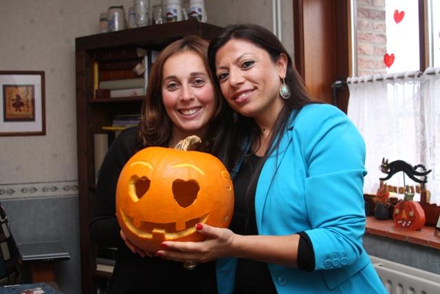 Lovie pumpkin