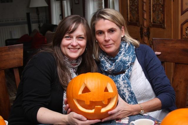 Traditional pumpkin