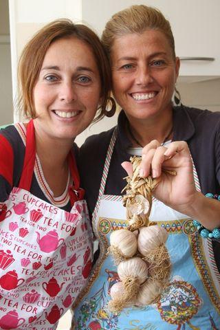 Fresh Italian Garlic