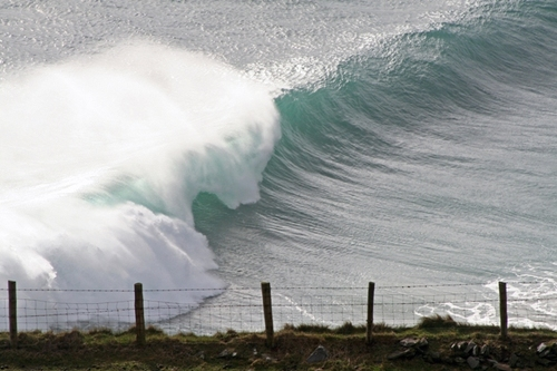 Dingle_wave