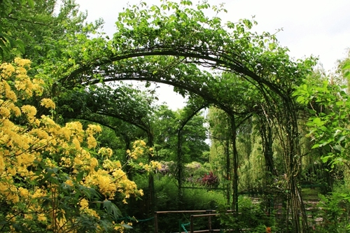 Giverny_arch
